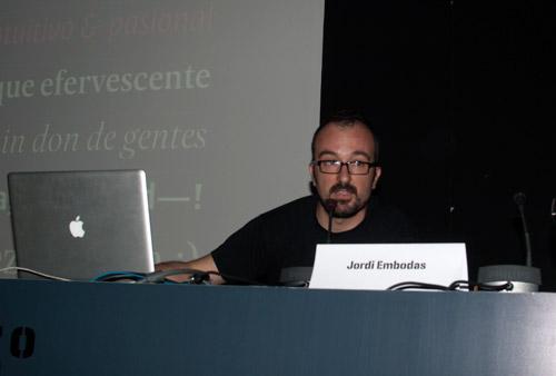Jordi Embodas