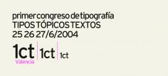 congreso de tipografía 1ct
