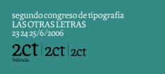congreso de tipografía 2ct