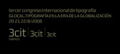 congreso de tipografía 3cit